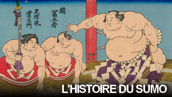 Histoire du sumo