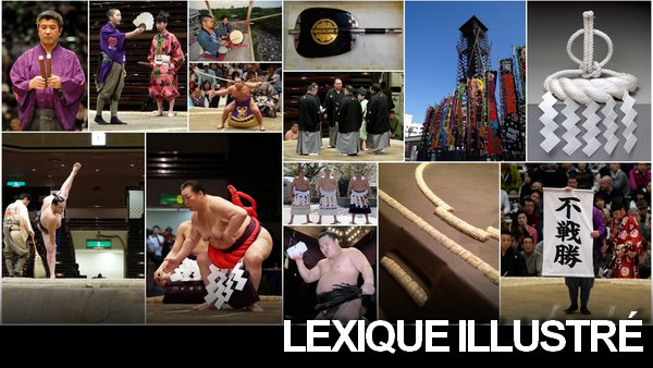 lexique du sumo illustré