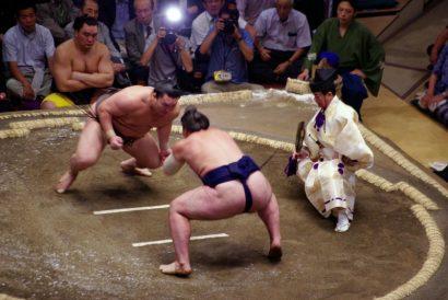 Hakuhô contre Tochinoshin
