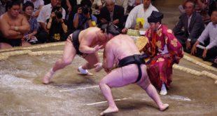 Harumafuji contre Aran