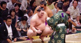 Yokozuna Hakuhô