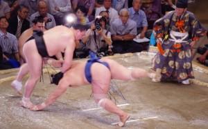 Harumafuji contre Homashô