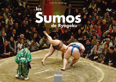Gilles Bordes-Pagès : Les sumos de Ryogoku - couverture