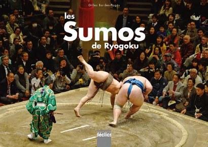 Les sumos de Ryogoku - couverture