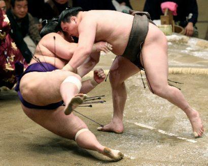 Hakuhô contre Kaisei