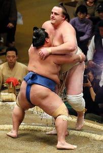 Baruto contre Kotoshogiku