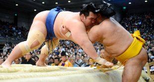 Kakuryu contre Shohozan