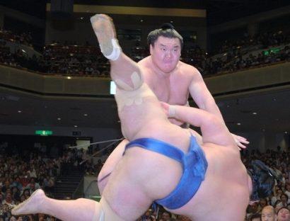 Hakuhô contre Kotoshogiku