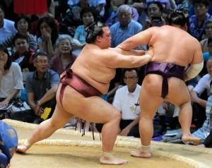 Kisenosato contre Takekaze