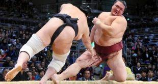 Kisenosato contre Aminishiki