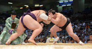 Harumafuji contre Takekaze