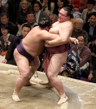 Tochiozan contre Kisenosato