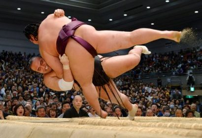 Endo contre Osunaarashi