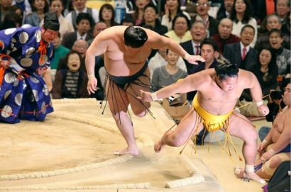 Goeido contre Shohozan