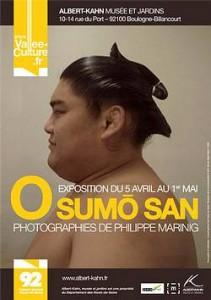 O sumo san de Philippe Marinig