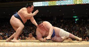 Kakuryu contre Aoiyama