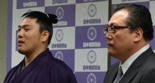 Tanzô annonce son intai du sumo