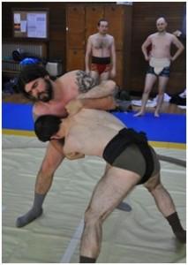 Combat au corps à corps