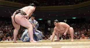 Hakuho contre Endo