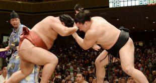 Harumafuji contre Yoshikaze
