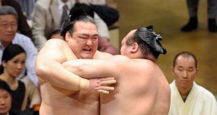 Kisenosato contre Takarafuji