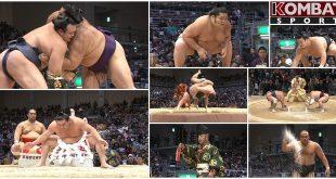 Kombat sport sumo