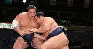 Kakuryu contre Terunofuji