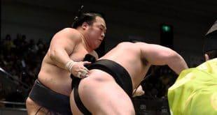Toyonoshima remporte un kinboshi