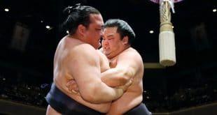 Kisenosato contre Myogiryu