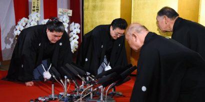 Terunofuji est promu ozeki