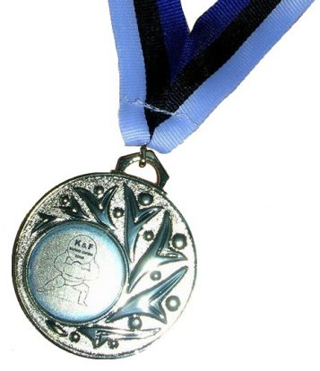 Médaille en Estonie
