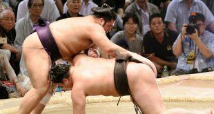 Tochiozan contre Hakuho
