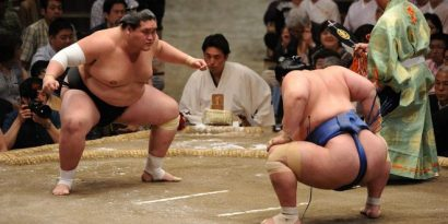 Terunofuji fait un pas de plus vers le titre après sa victoire écrasante sur Kotoshogiku