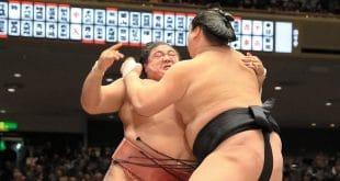 Yoshikaze contre Terunofuji