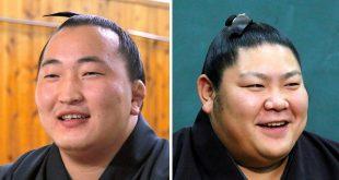 Chiyoshoma et Tsurugisho shin juryo