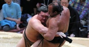 Hakuho contre Osunaarashi