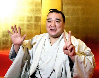 Harumafuji exprime son soulagement après la victoire