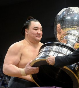 Harumafuji yusho