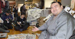 Kotoshogiku conférence de presse