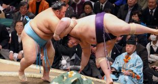 Kotoyuki contre Kaisei