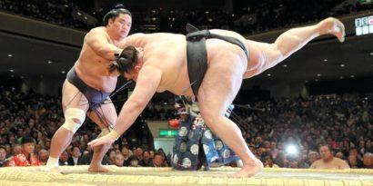 Myogiryu contre Gagamaru