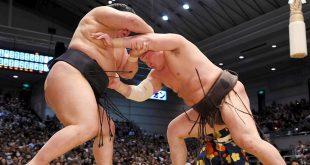 Goeido contre Hakuho une