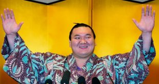 Hakuho conférence de presse
