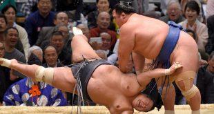 Kotoshogiku contre Toyonoshima une