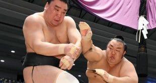 Kotoyuki contre Harumafuji une