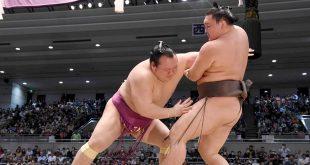 Takarafuji contre Hakuho