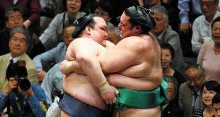 Kisenosato contre Kaisei