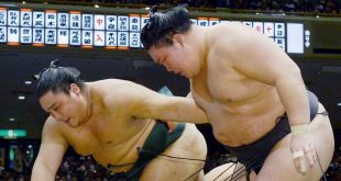 Goeido contre Okinoumi