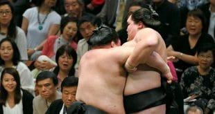 Goeido contre Terunofuji