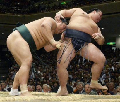 Kisenosato échoue dès le premier jour